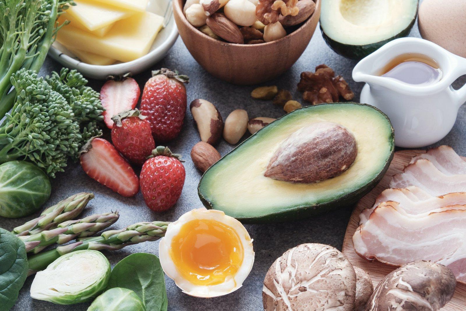 low GI foods
