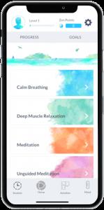 mental wellbeing app