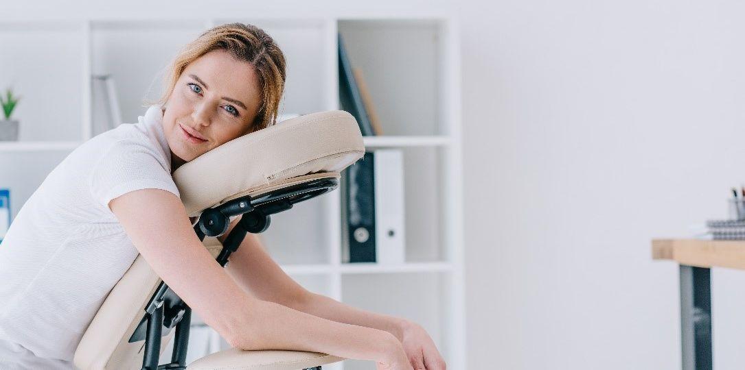 on site chair massage