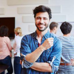 benefits of gratitude - better relationships at work